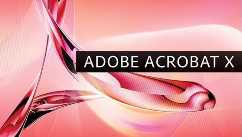 Picture of Adobe Acrobat X Fundamentals