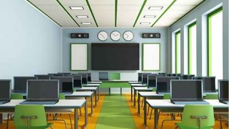 Picture of Computers in the Classroom