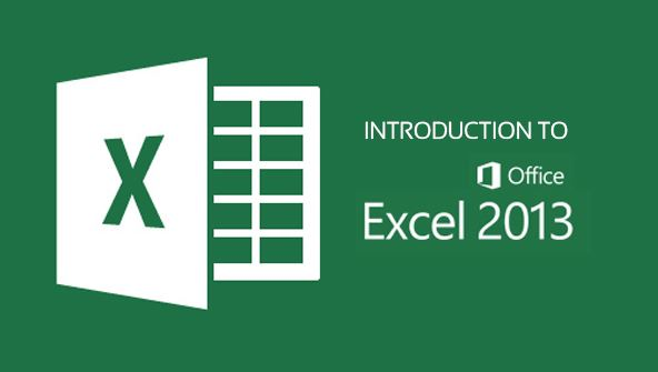 Picture of Microsoft Excel 2013 Fundamentals