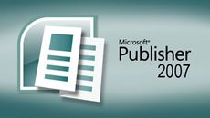 Picture of Microsoft Publisher 2007 Fundamentals