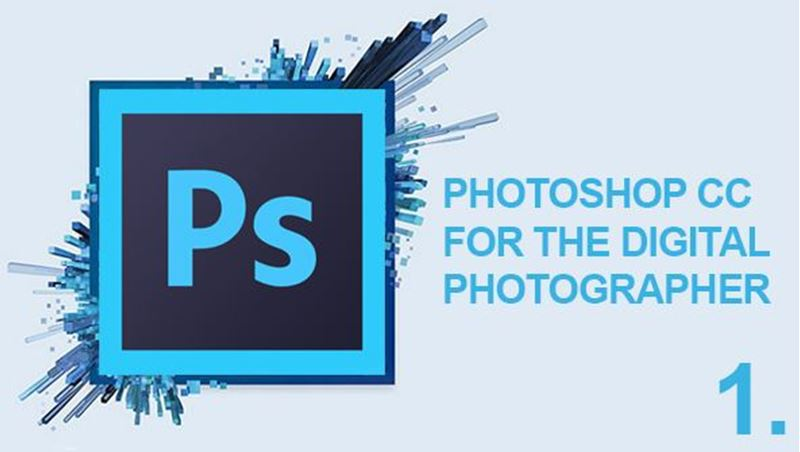 Picture of Photoshop CC Digital Photography