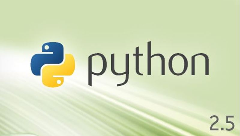 Picture of Python 2.5 Programming Fundamentals