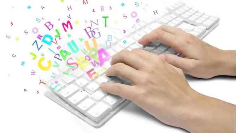 Picture of Touch Typing